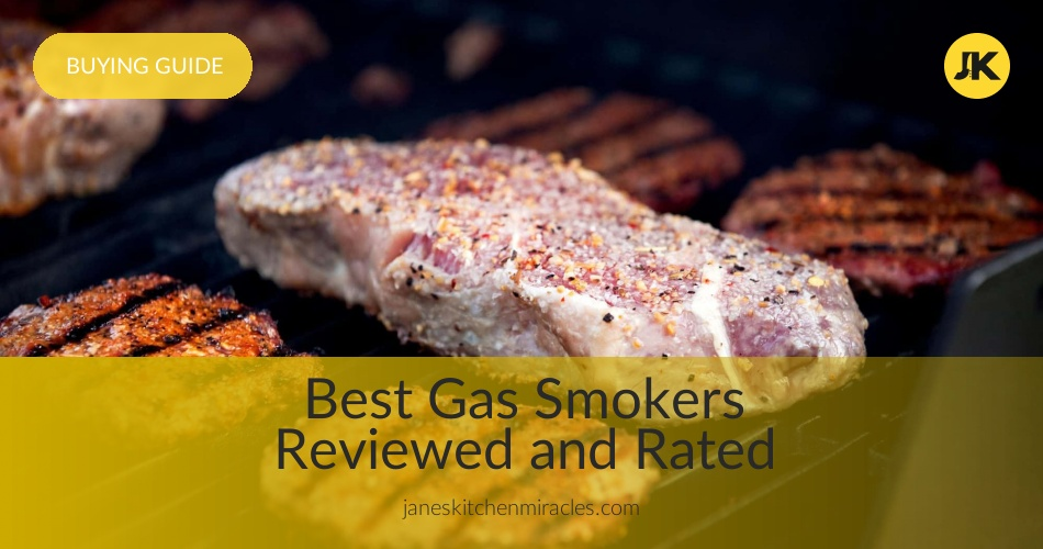 10 Best Propane Gas Smokers for 2019 | JanesKitchenMiracles