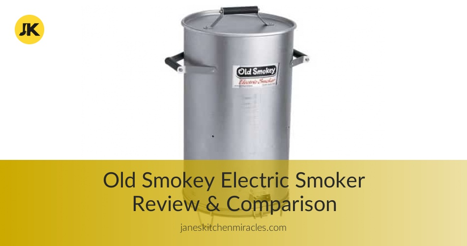 Old Smokey Electric Smoker Review Amp Ratings