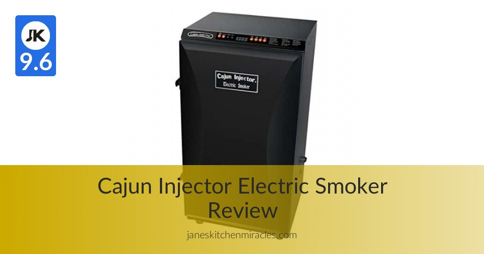 Cajun Injector Electric Smoker Review Amp Ratings