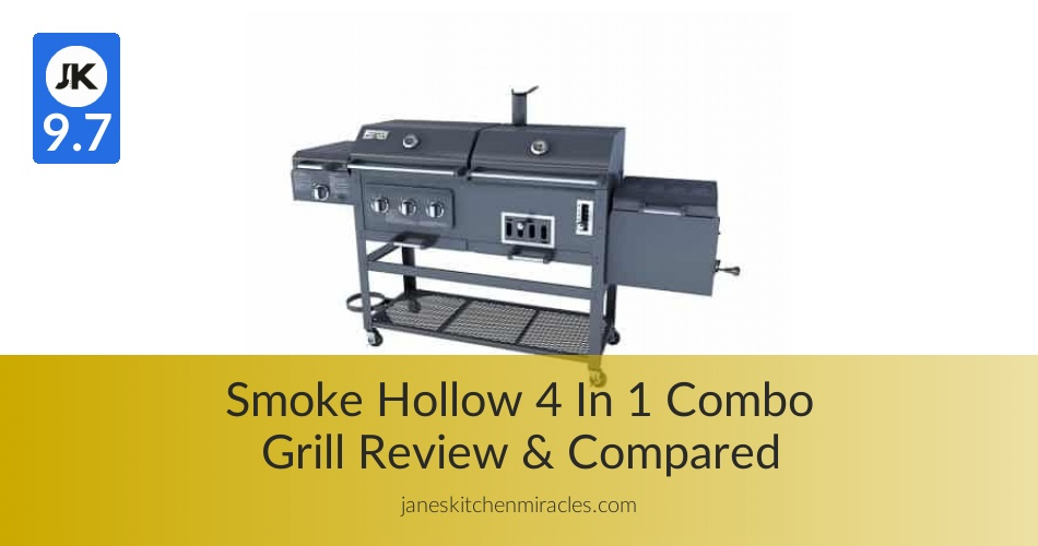 smoke hollow 4 in 1 combo grill manual