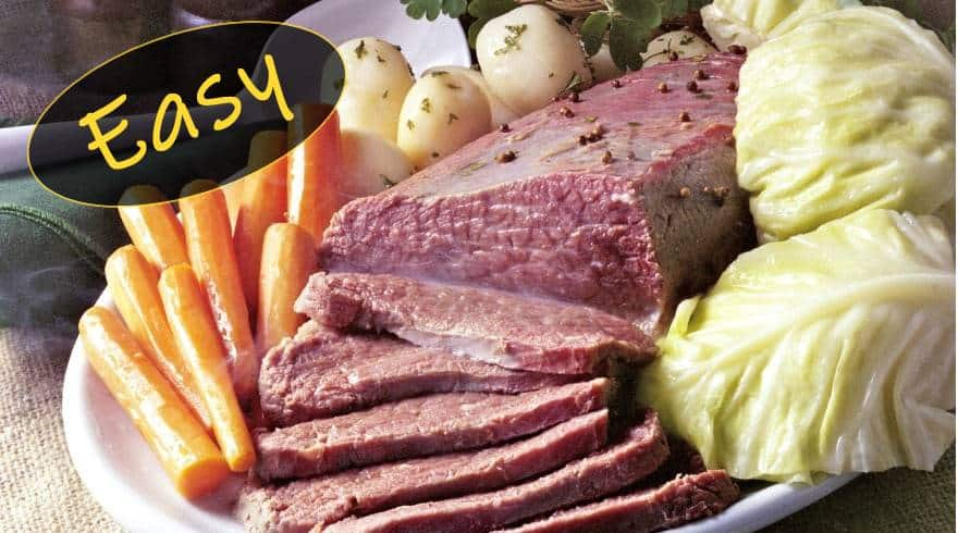 corned beef and cabbage side recipes