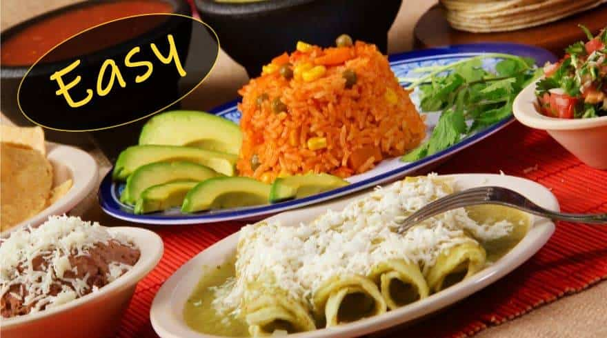 enchiladas side recipes