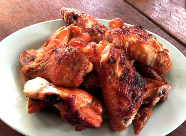 grilled-chicken-wings-meal