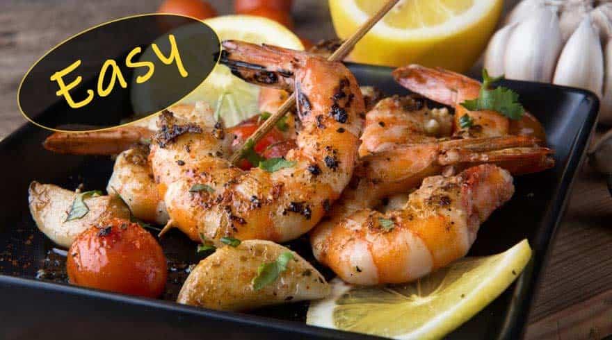grilled shrimp side recipes