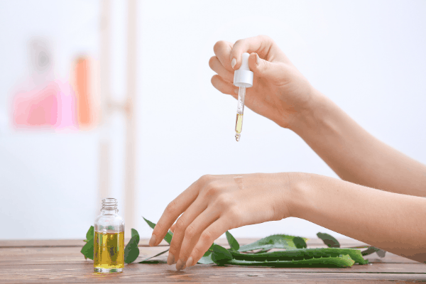 how to apply essential oils