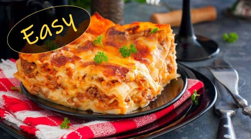 lasagna side recipes