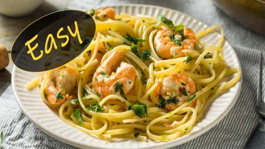 shrimp scampi side recipes