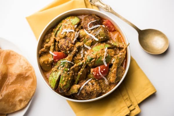 undhiyu is a gujarati mixed vegetable dish specialty of surat india